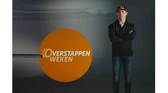 Ziggo voert snel internet campagne met Max Verstappen