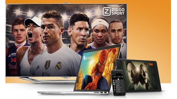 Ziggo zet voetbalderby Manchester in als lokkertje