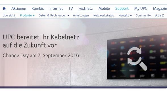 Zwitsers zusterbedrijf Ziggo introduceert DAB+ op de kabel